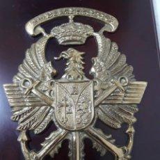 Militaria: METOPA DÍA DE LAS FUERZAS ARMADAS 1984.MEDIDAS 28 X 18. Lote 209134835