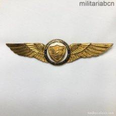 Militaria: TAILANDIA. ALAS DE PILOTO COMERCIAL TAILANDÉS. AÑOS 90.. Lote 210541926