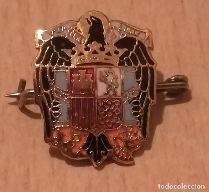 INSIGNIA AGUILA DE SAN JUAN (Militar - Insignias Militares Españolas y Pins)