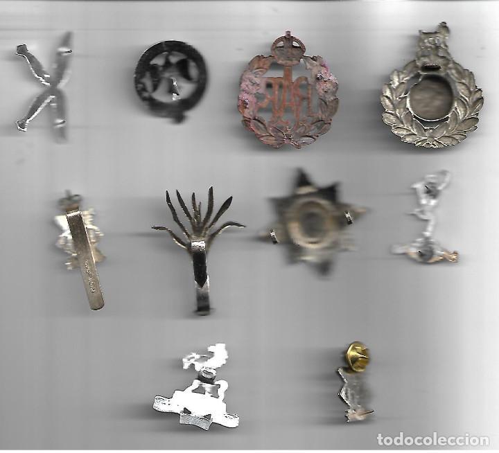 Militaria: COLECCION DE INSIGNIAS DE Y MEDALLAS - Foto 2 - 89631772