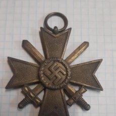 Militaria: MEDALLA, INSIGNIA. , PIN . SEGUNDA GUERRA MUNDIAL. ALEMANIA,DE COLECCION. Lote 212989507