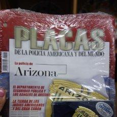 Militaria: PLACAS DE POLICÍA DE COLECCIONISMO. Lote 213062378
