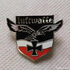Militaria: PIN MILITAR LUFTWAFFE. EJÉRCITO DE AIRE ALEMÁN. WWI. GUERRA MUNDIAL. ÁGUILA. CRUZ DE HIERRO. Lote 214666676
