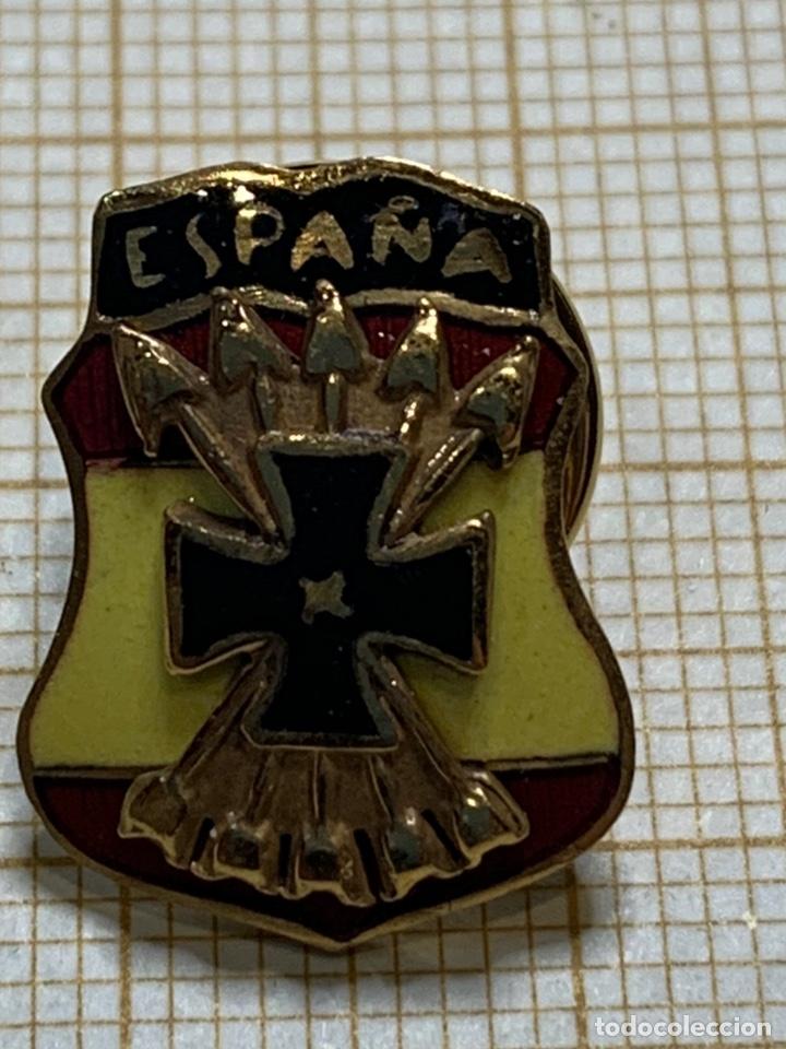 Militaria: DIVISION AZUL pin - Foto 2 - 127252203