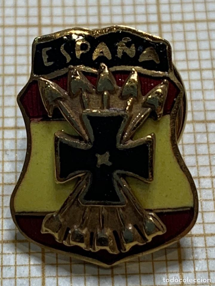 Militaria: DIVISION AZUL pin - Foto 3 - 127252203