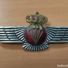 Militaria: ANTIGUO ROQUISQUI ESPAÑOL DE PARACAIDISTA, PESA POCO. Lote 219670885
