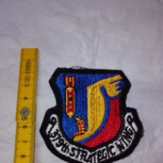 Militaria: PARCHE US AIR FORCE 379TH STRATEGIC WING. Lote 220565188