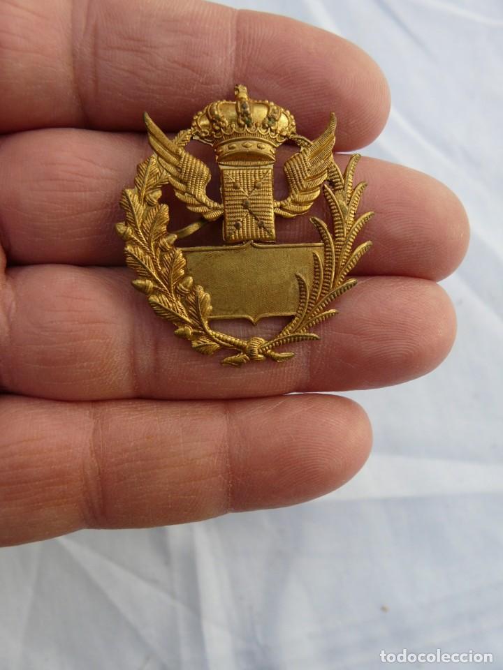 EMBLEMA DE CORREOS ALFONSINO (Militar - Insignias Militares Españolas y Pins)