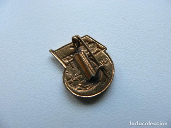 Militaria: URSS INSIGNIA SOVIÉTICA SPUTNIK (Latón, esmalte al fuego) - Foto 4 - 221513700