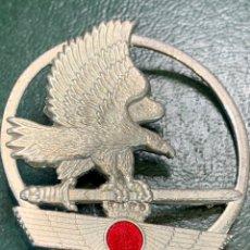 Militaria: EMBLEMA DE GORRA EJERCITO DEL AIRE. Lote 222129678