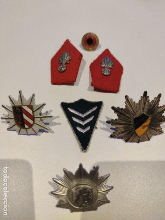 INSIGNIAS POLICIALES ALEMANIA Y OTRAS ANTIGUAS (Militar - Insignias Militares Extranjeras y Pins)