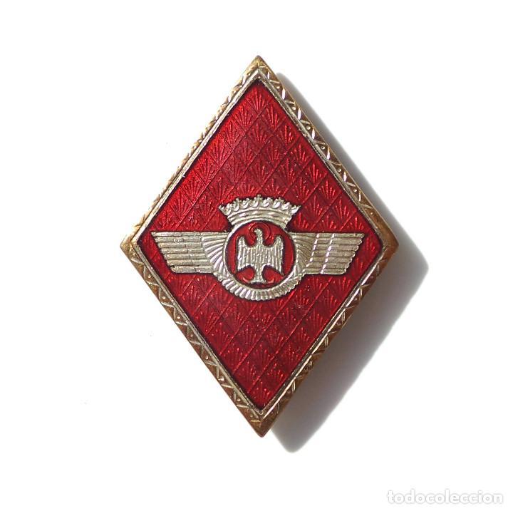DISTINTIVO ROMBO DE AVIACIÓN (Militar - Insignias Militares Españolas y Pins)