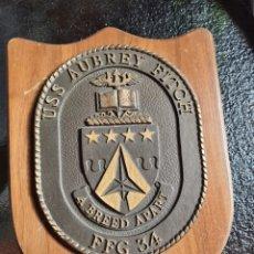 Militaria: USS. METOPA AMERICANA AVIACION. Lote 223213586