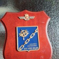 Militaria: METOPA DE BASE AÉREA DE MÁLAGA. Lote 223217830