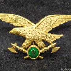 Militaria: GRAN INSIGNIA ÁGUILA. CUERPO FORESTAL ESTATAL ITALIA. INSEGNE DEL CORPO FORESTALE DELLO STATO.. Lote 223275037