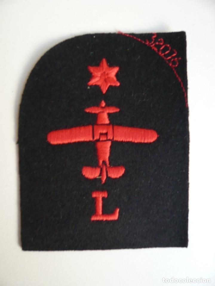 Militaria: Conjunto de seis especialidades de la Marina Britanica...Bordadas..años 90...Originales. - Foto 6 - 224367502