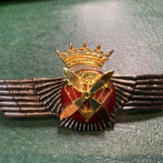 Militaria: ROKISKI DE PARACAIDISTA- PILOTO (EPOCA DE FRANCO). Lote 224502022