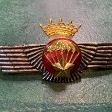 Militaria: ROKISKI DE PARACAIDISTA- OBSERVADOR (EPOCA DE FRANCO). Lote 224508077