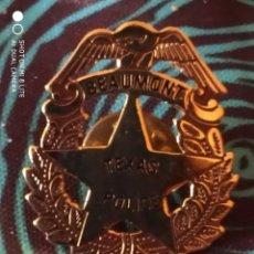 Militaria: DOS PINS CITY OF TROY POLICIA Y POLICE BEAUMONT TEXAS ESTADOS UNIDOS. Lote 225795548