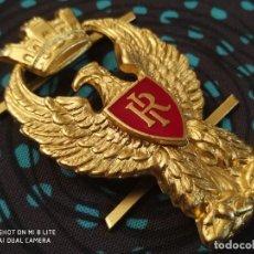 Militaria: PLACA POLICIA DEL ESTADO COMO AQUI NACIONAL DISTINTIVO POLICIAL, INSIGNIA. Lote 227729280