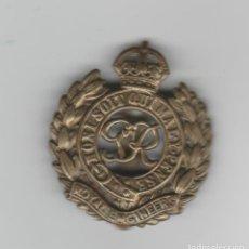 Militaria: INSIGNIA MILITAR DE AUSTRALIA- ROYAL INGINEERS. Lote 233893010