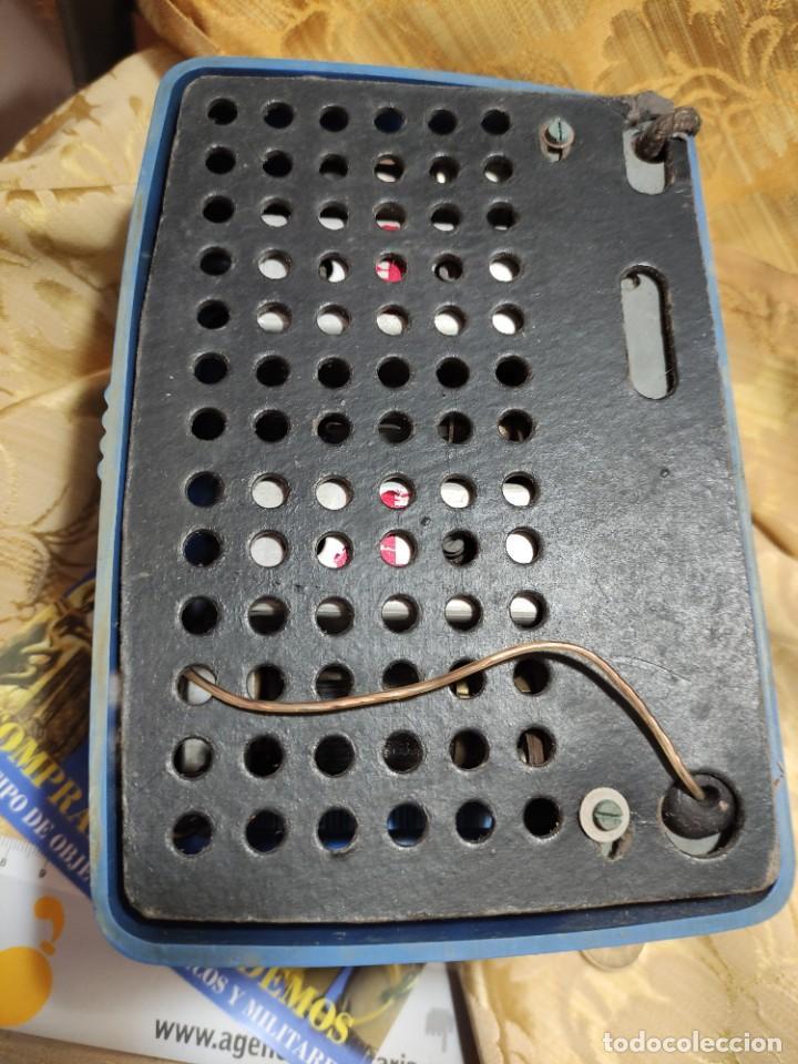 Militaria: Radio regalo a un mando de Frente juventudes - Foto 6 - 234646065