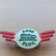 Militaria: PIN DE OJAL DE AEROCLUB.. Lote 234844355
