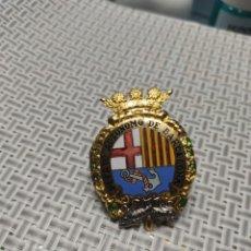 Militaria: INSIGNIA PUERTO AUTÓNOMO DE BARCELONA.. Lote 236047545