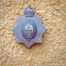 Militaria: INSIGNIA KDG. Lote 236163455