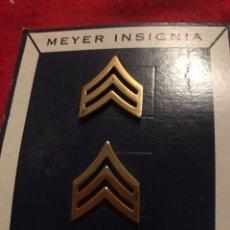 Militaria: INSIGNIA MILITAR , MEYER NEW - YORK. Lote 236468440