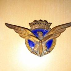 Militaria: INSIGNIA PILOTO AVIACION CIVIL AÑOS 50. Lote 237095955