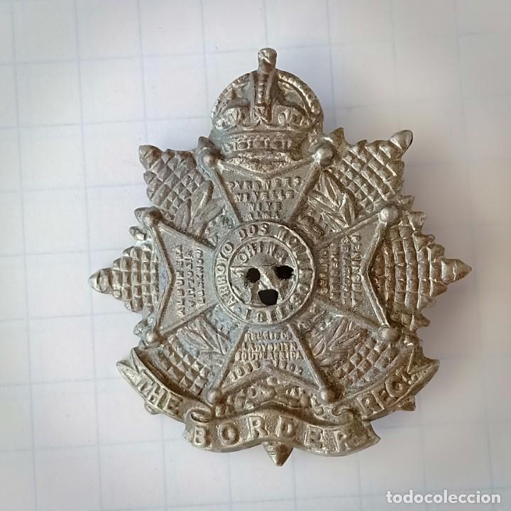 INSIGNIA THE BORDER REC (Militar - Insignias Militares Internacionales y Pins)