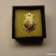 Militaria: INSIGNIA PIN POLICIA NACIONAL, VERSIÓN IPA, ESPAÑA, AÑOS 80.. Lote 240665950