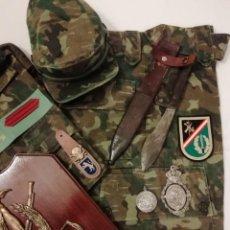 Militaria: LEGIÓN. BOEL. OPERACIONES ESPECIALES. BOSNIA 1ER AGT.. Lote 228830915