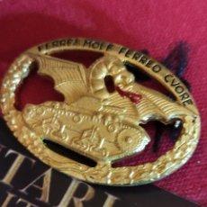Militaria: DISTINTIVO DE COMANDANTE DE CARROS ARMADOS ITALIANO. Lote 244754430