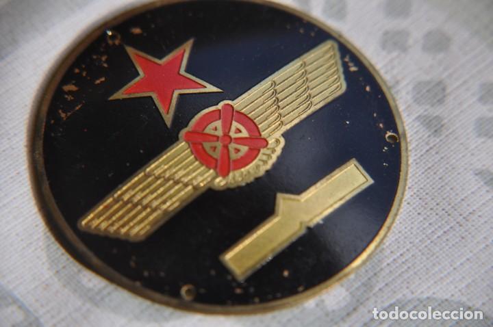 EMBLEMA PILOTO REPUBLICANO (Militar - Insignias Militares Españolas y Pins)