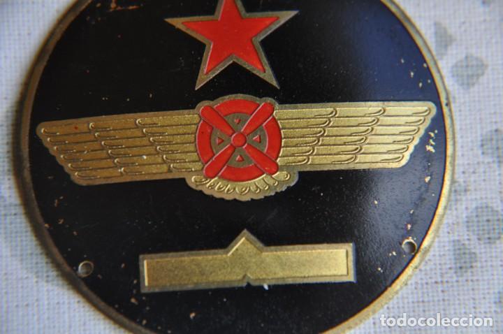 Militaria: EMBLEMA PILOTO REPUBLICANO - Foto 6 - 244869005