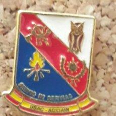 Militaria: INSIGNIA USAC AIZOAIN. Lote 246171460