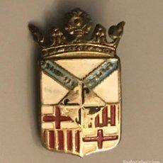 Militaria: ANTIGUA INSIGNIA AGUJA ORDEN DE LOS DOMINICOS BARCELONA. Lote 246521060