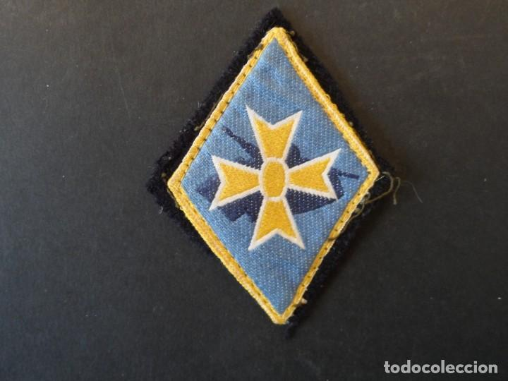 INSIGNIA EMBLEMA 1ª DIVISION BLINDADA. REPUBLICA FRANCESA . SIGLO XX (Militar - Insignias Militares Internacionales y Pins)