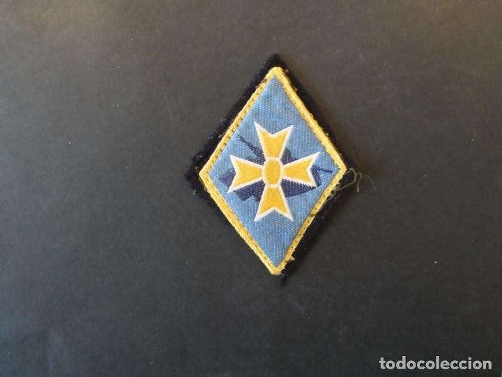 Militaria: INSIGNIA EMBLEMA 1ª DIVISION BLINDADA. REPUBLICA FRANCESA . SIGLO XX - Foto 2 - 247137230
