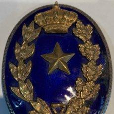 Militaria: DISTINTIVO SERVICIO ESTADO MAYOR DEL EJÉRCITO DEL AIRE (TRANSICIÓN DE ROKISKI PLATA). Lote 247742655