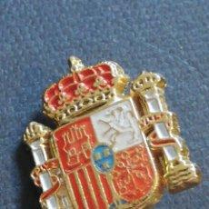 Militaria: PIN ESCUDO ESPAÑA JUAN CARLOS I. Lote 251520145
