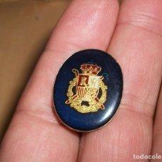 Militaria: PIN ESMALTADO CAJA REAL JUAN CARLOS. Lote 251695820