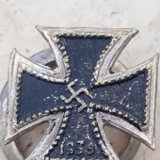 Militaria: INSIGNIA DE OJAL CRUZ DE HIERRO , 1939 , NAZI. Lote 253126660