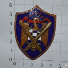 Militaria: PLACA / INSIGNIA DEL SEU / SINDICATO ESPAÑOL UNIVERSITARIO - FRENTE DE JUVENTUDES /RÉGIMEN ANTERIOR. Lote 253339725
