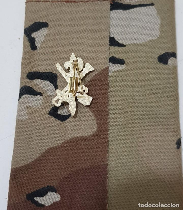 Militaria: Insignia cristo legionario, legion española, alfiler - Foto 2 - 253553415
