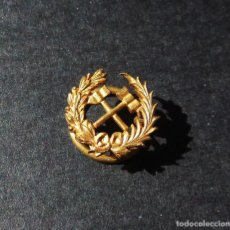 Militaria: INSIGNIA DE SOLAPA INGENIEROS DE MINAS. Lote 254057145