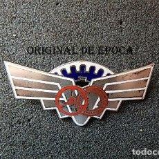 Militaria: (JX-210407)DISTINTIVO EN PLATA DE ESPECIALISTA EN AUTOMOVILISMO.. Lote 256002125