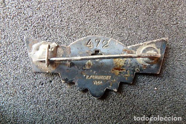 Militaria: (JX-210407)Distintivo en plata de Especialista en Automovilismo. - Foto 3 - 256002125